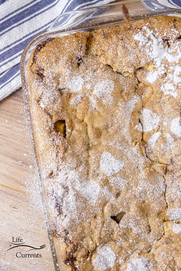 This Old-Fashioned Apple Walnut Cake is one that everyone will love. And, you'll get loads of requests for the recipe.
