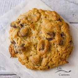 Chocolate Chip Treasure Cookies Recipe – An easy to make cookie that your family will love