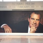 Visit the Richard Nixon Library and Museum - Nixon greets you