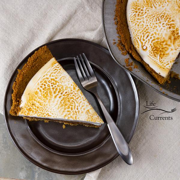 Chocolate S'More Pie Recipe - special birthday dessert