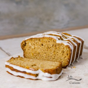 This light and moist Orange Marmalade Bread is delicious as is, slathered with butter, or drizzled with maple icing.