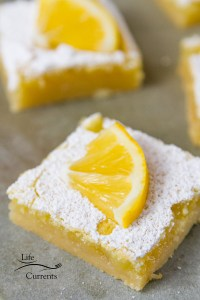 These are the classic, from scratch, homemade, Lemon Bars that you'll love. And they're perfect for a crowd!