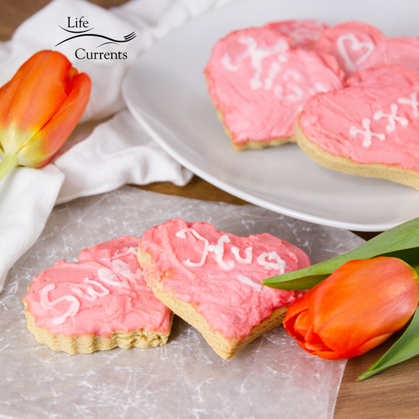 Cut Out Cookies These have a great balance of flavor – not too sweet, not to heavy.