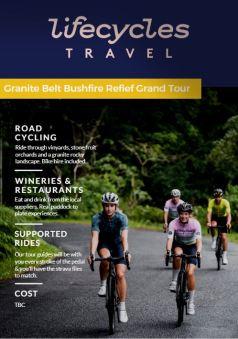Granite Belt Bushfire Relief Tour
