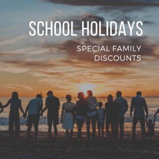 School Holiday Discount Byron Bay
