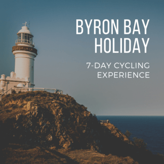 7 day cycling holiday byron bay
