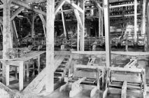 Inside of the 60-stamp mill
