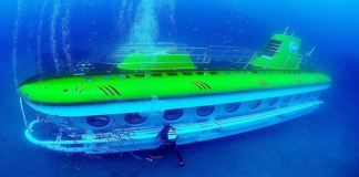 Atlantis Submarine Tour - Tumon Guam