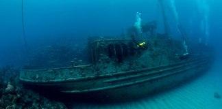 Wreck Diving in Bermuda