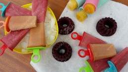 Home made lollies