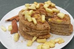 Pancakes! Always cheer me up!