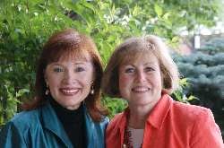 Anne and Carol Kent