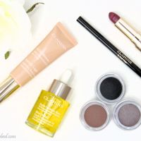 Clarins Beauty Event and Giveaway!