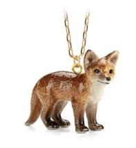 Animal Pendant Necklace £75