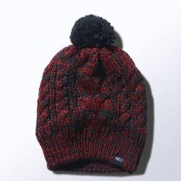 Pom Pom Beanie, £7.50, Adidas