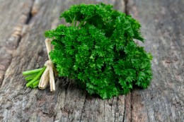 Often overlooked as just a herb, Parsley also has plenty of beta-carotene and vitamins A, C and K to protect your kidneys and bladder.