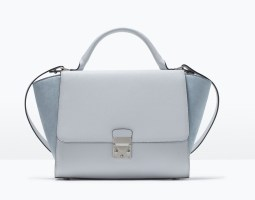 Combined City Bag with Buckle £49.99 Zara