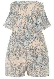 Zimmermann essence printed cotton and silk-blend playsuit, £230, Net-a-Porter