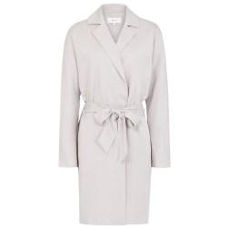 Reiss Manhattan Cupro Trench Coat, £245