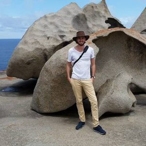 Working for Tourism Australia