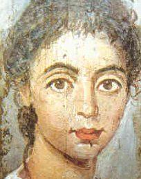 roman-girl-painting