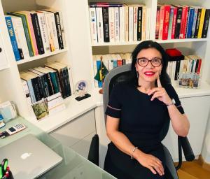 Isa Colli debate hospitalidade na literatura