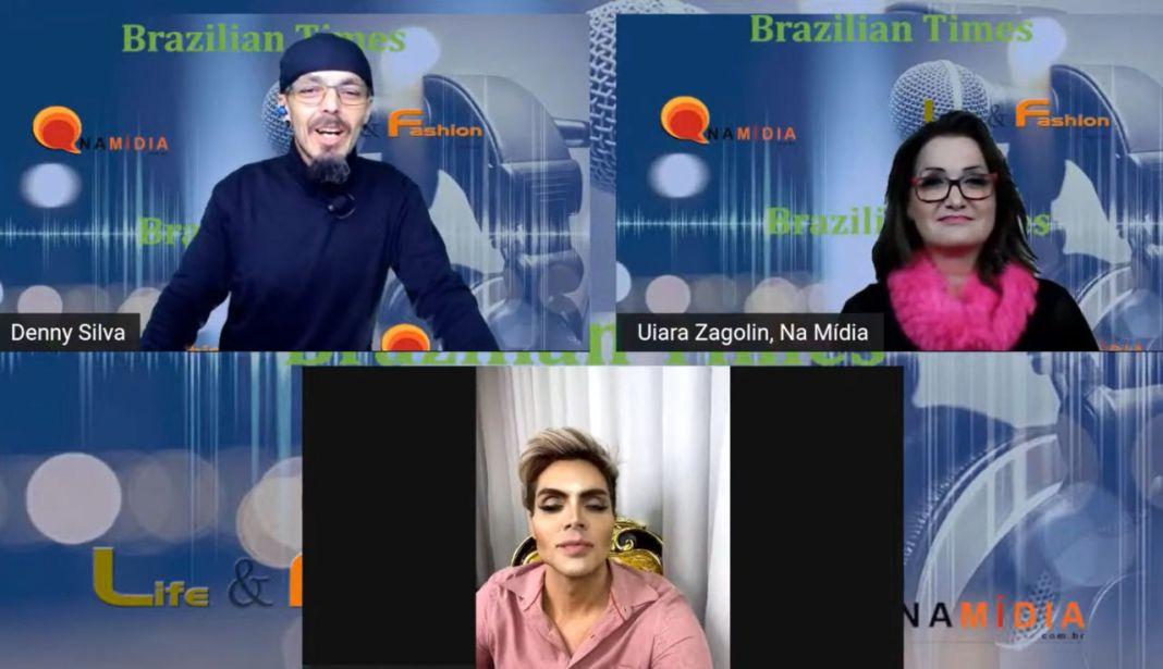 Mauricio Galdi no Brazilian Times Entrevista