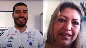 """Campanha """"Reflexos"""" compartilha dificuldades e conquistas das trajetórias de pessoas refugiadas e atletas olímpicos brasileiros"""