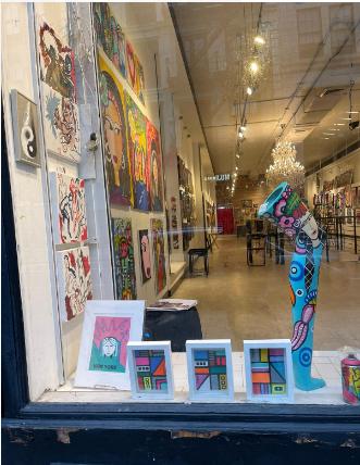 NYC Arts Empire apresenta Artista Plastica brasileira no cenário Nova Iorquino .