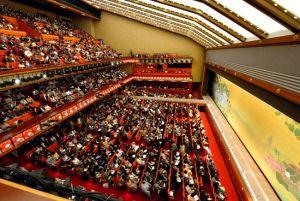 歌舞伎座の座席
