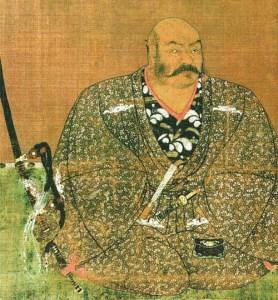 武田信玄の肖像画