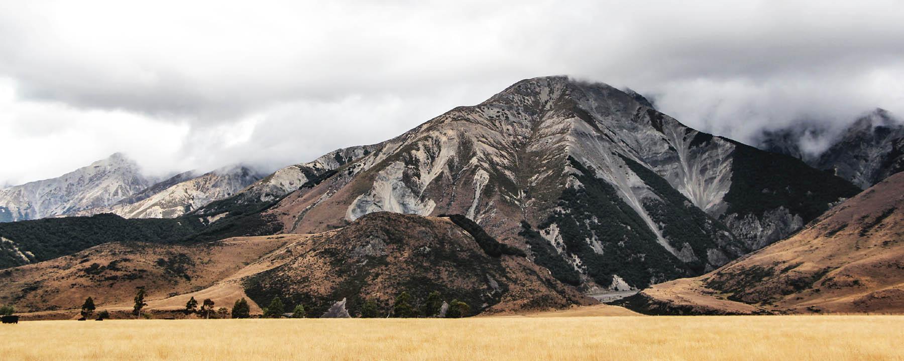 Canterbury Plains, New Zealand