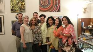 From Energy to Iconography Opening Reception at Life Force Arts Center