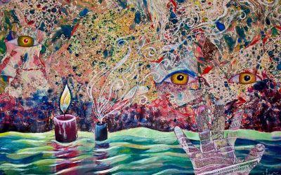 The Spiritual Power of Art: Myth, Religion & Mystical Experience