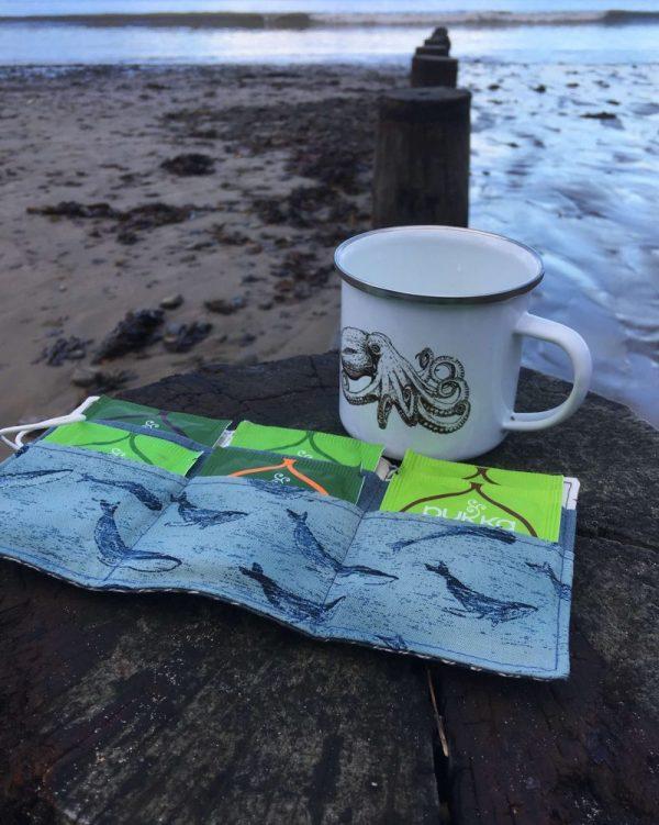 mug and teabag traveller gift set