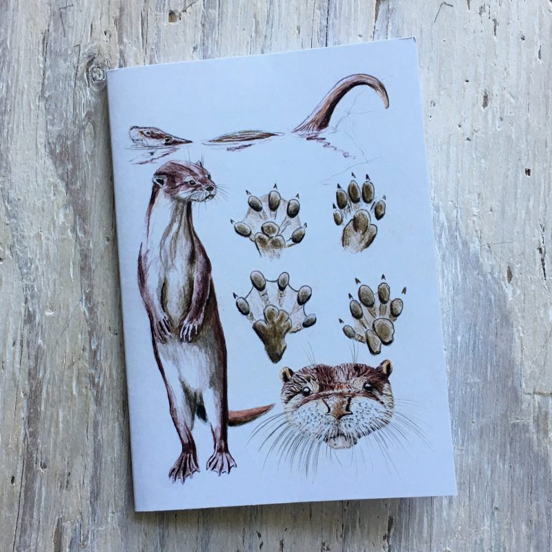Otter Pocket Notebook