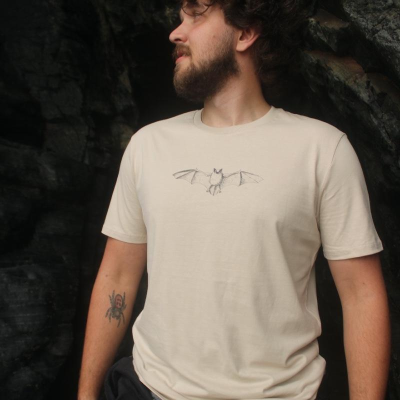 Pipistrelle bat t-shirt