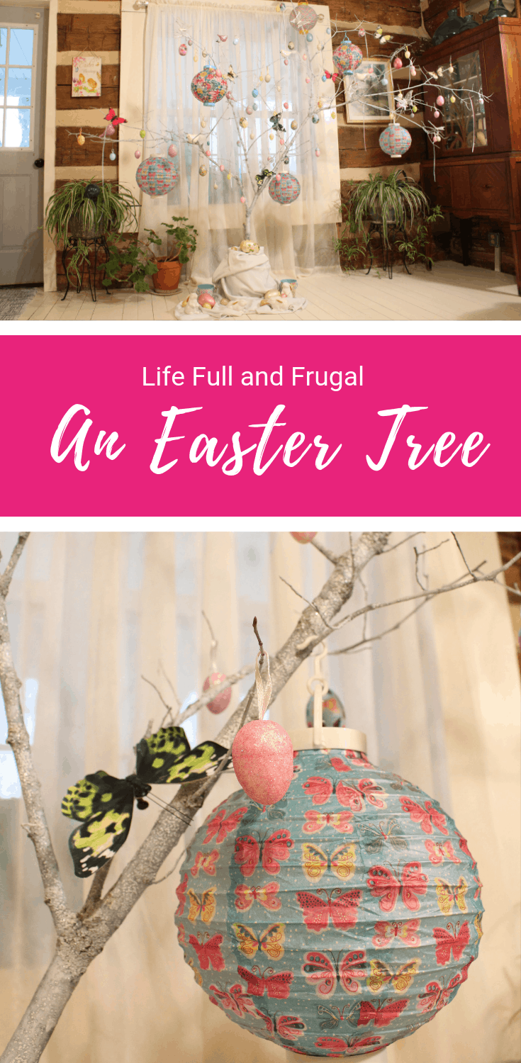 An East Tree life full and frugal