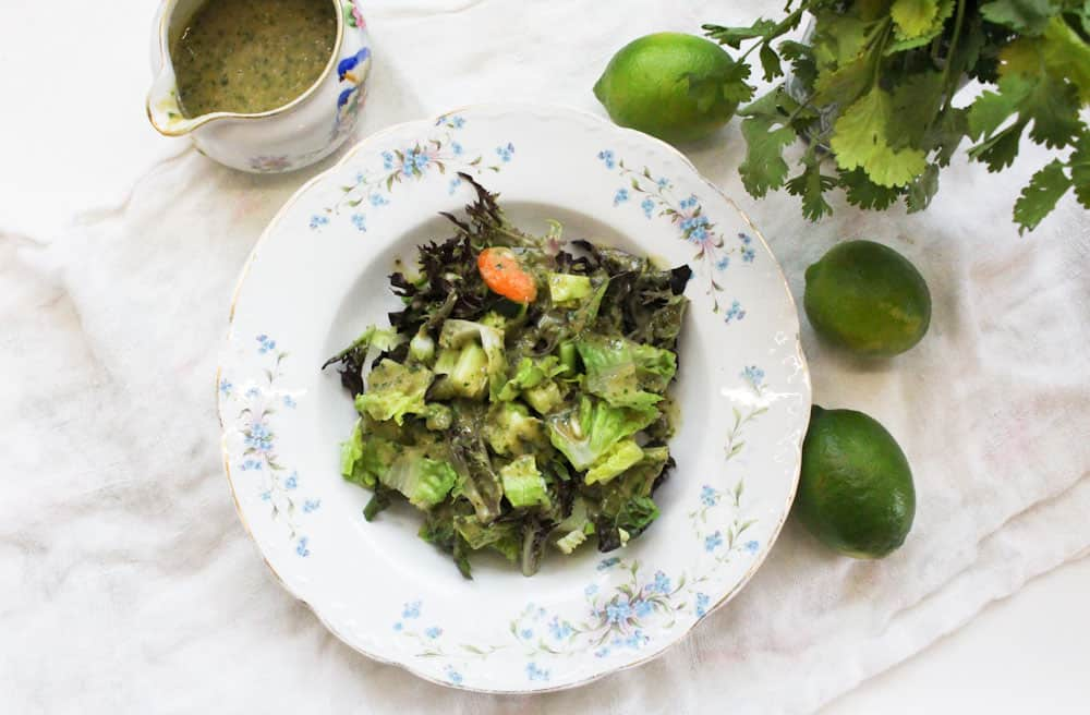 summertime asian salad life full and frugal