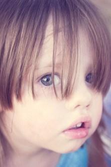 HL heatherlynn 2nd birthday cute face eyes