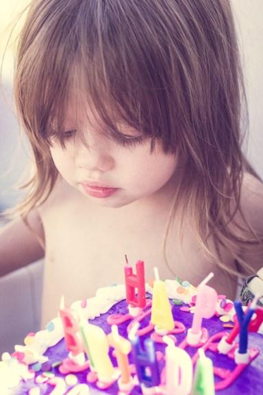 HL Heatherlynn cake birthday purple