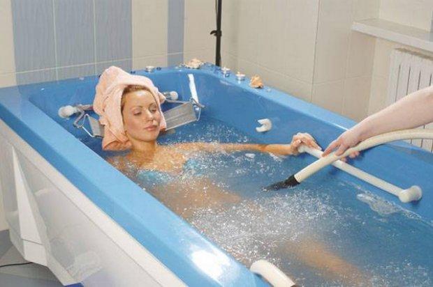 Эффект от радоновых ванн. Радоновый источник польза и вред