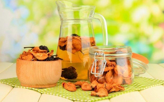 Компот из сухофруктов содержание витаминов