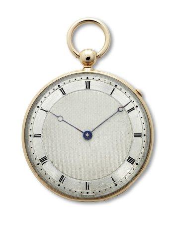 Breguet, Часы Breguet 1786 года, Карманные часы Breguet