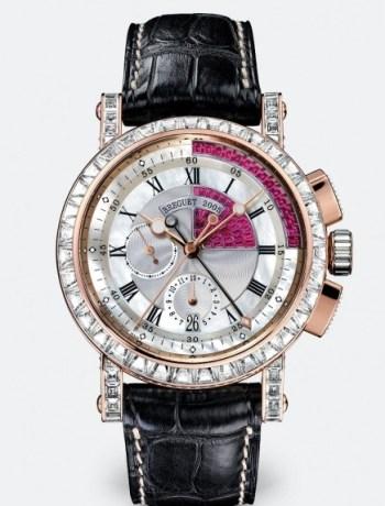 Breguet, часы Breguet, необычные часы Breguet, Наручные часы Breguet
