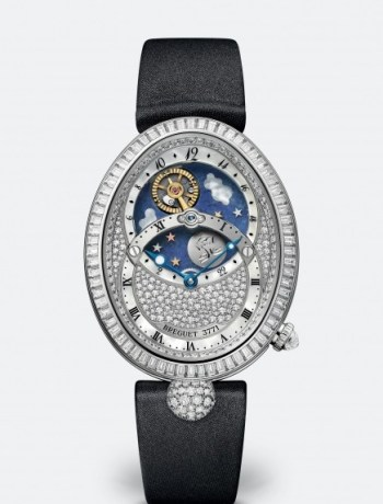 Breguet, звезды и облака, часы Breguet, Наручные часы Breguet