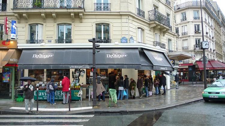 Пекарня Парижа Le Boulanger de Monge, Достопримечательности Парижа