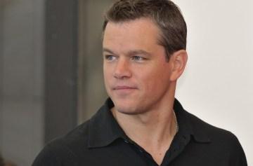 Мэтт Дэймон, Matt Damon