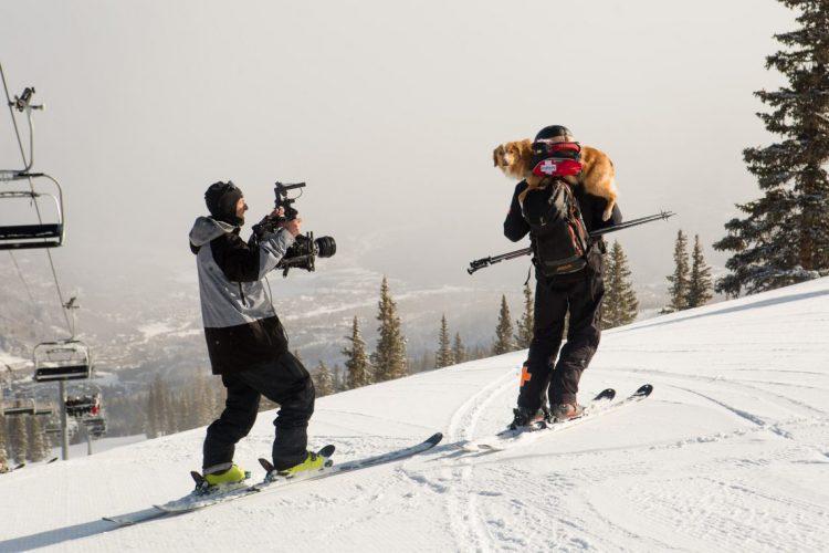 Операторов тоже ставят на лыжи