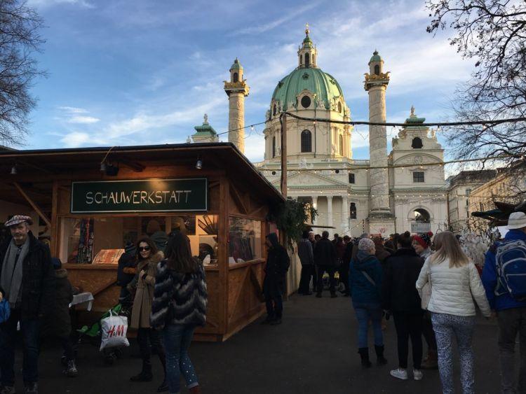 Австрия город Вена